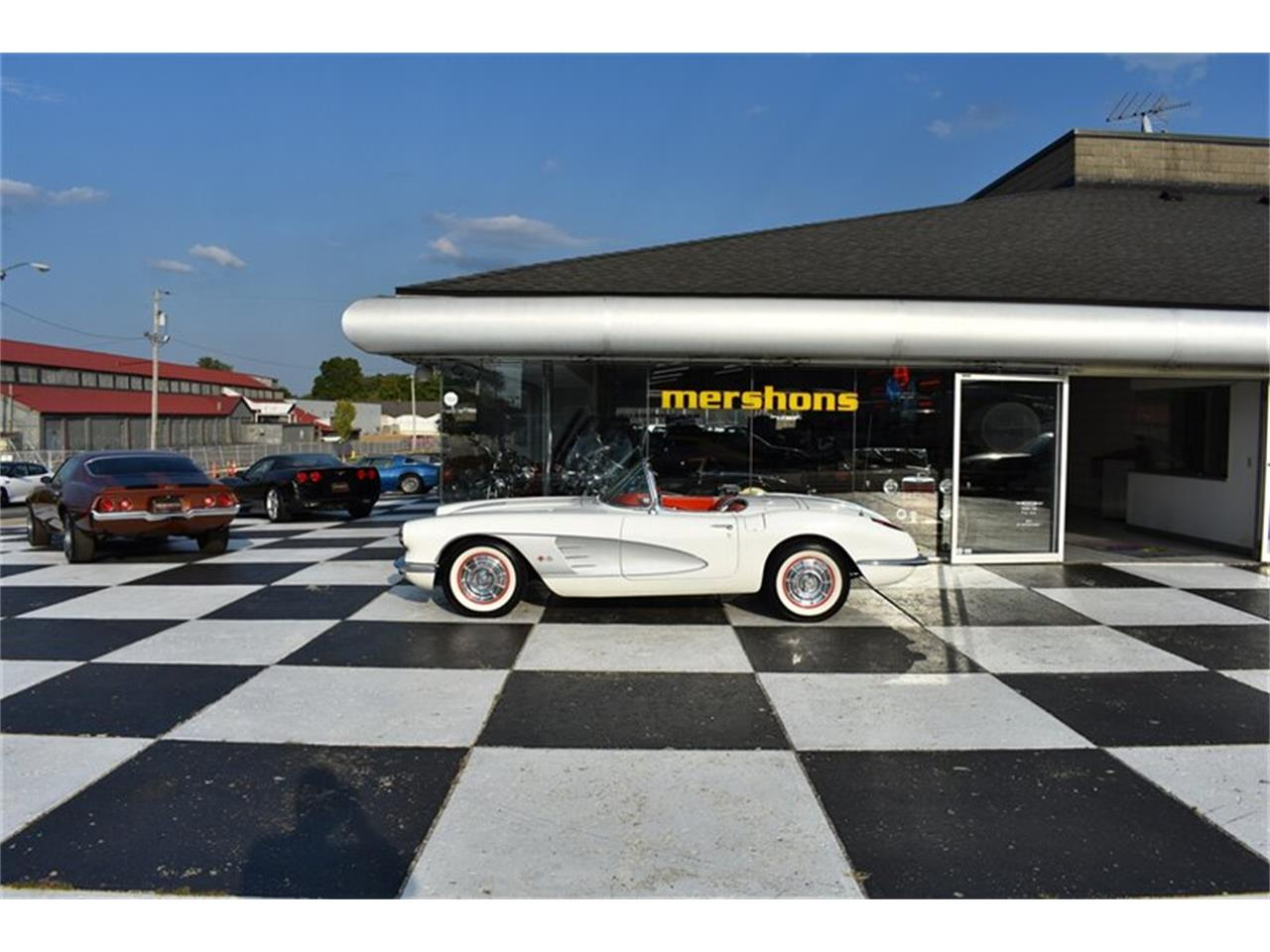 Large Picture of Classic 1958 Chevrolet Corvette located in Springfield Ohio - $79,900.00 - R23O
