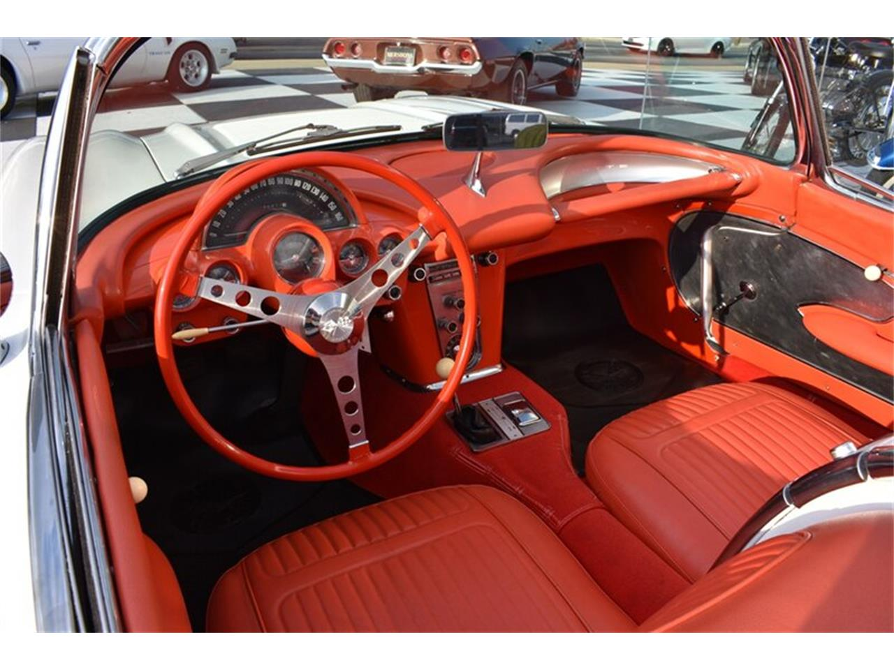 Large Picture of Classic 1958 Chevrolet Corvette - $79,900.00 Offered by Mershon's - R23O