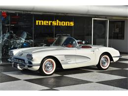 Picture of Classic '58 Corvette located in Ohio - $79,900.00 Offered by Mershon's - R23O
