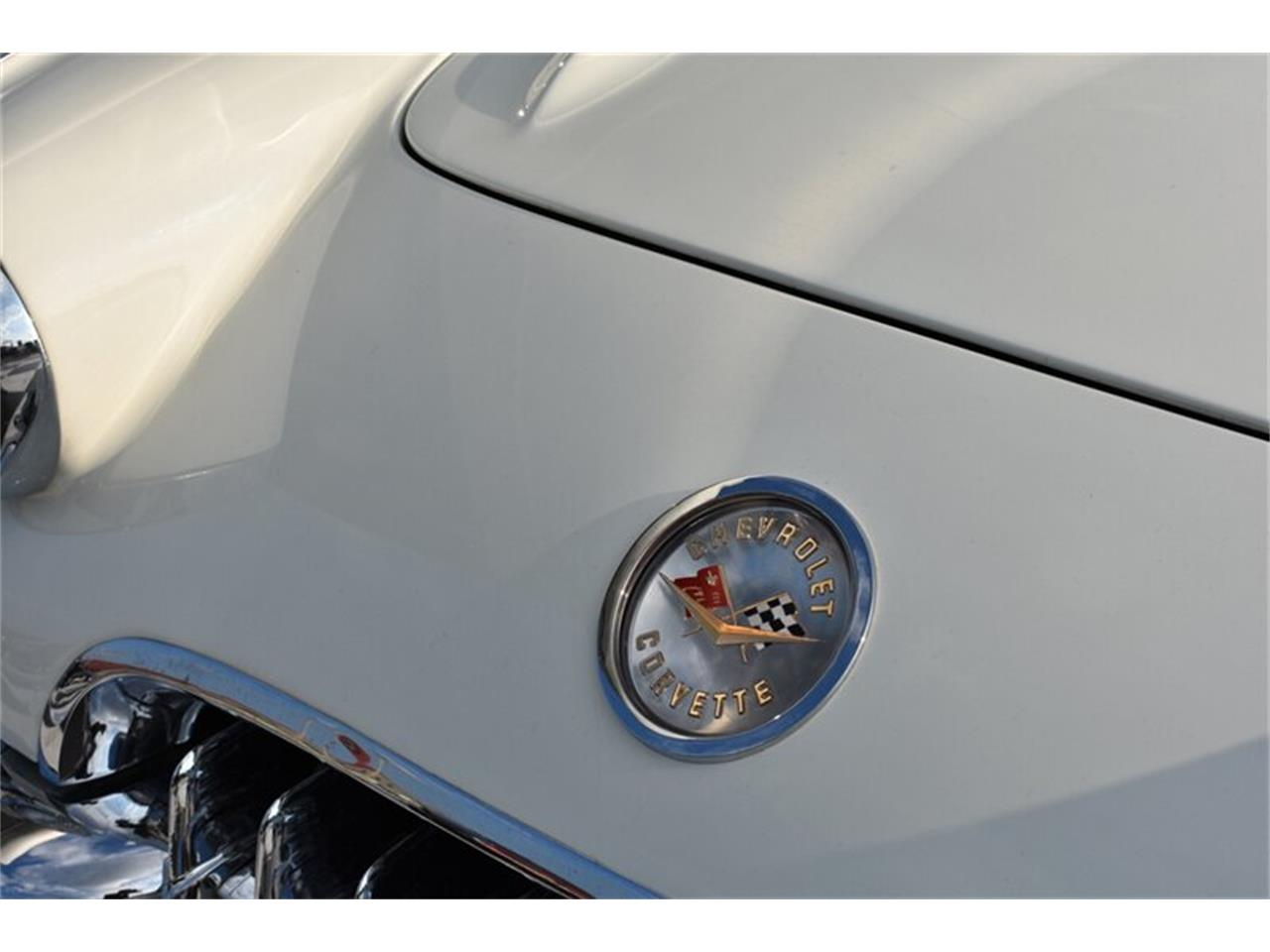Large Picture of Classic '58 Chevrolet Corvette located in Springfield Ohio - R23O