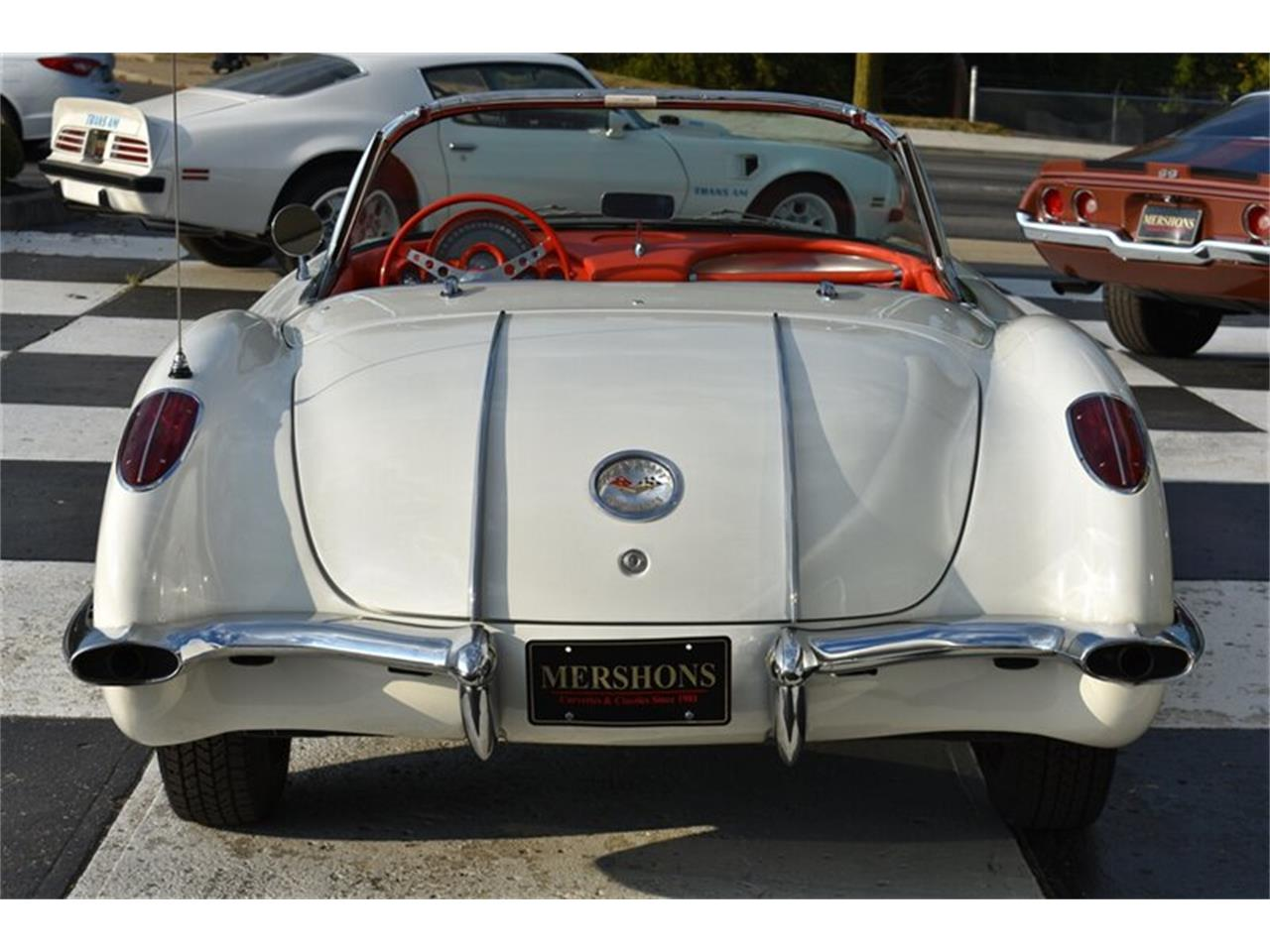 Large Picture of '58 Chevrolet Corvette located in Springfield Ohio - $79,900.00 - R23O