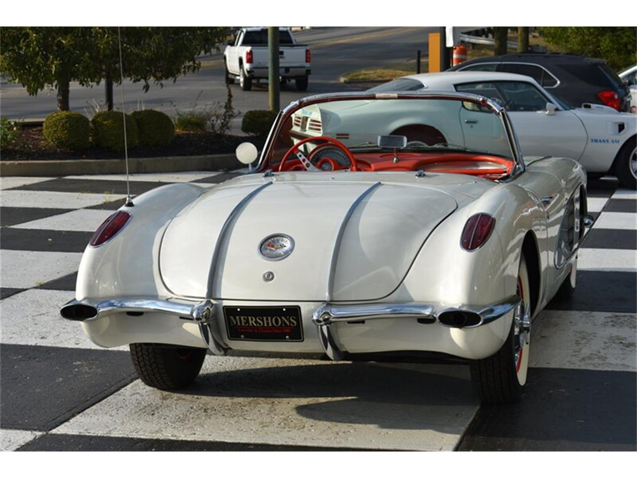 Large Picture of '58 Chevrolet Corvette - R23O