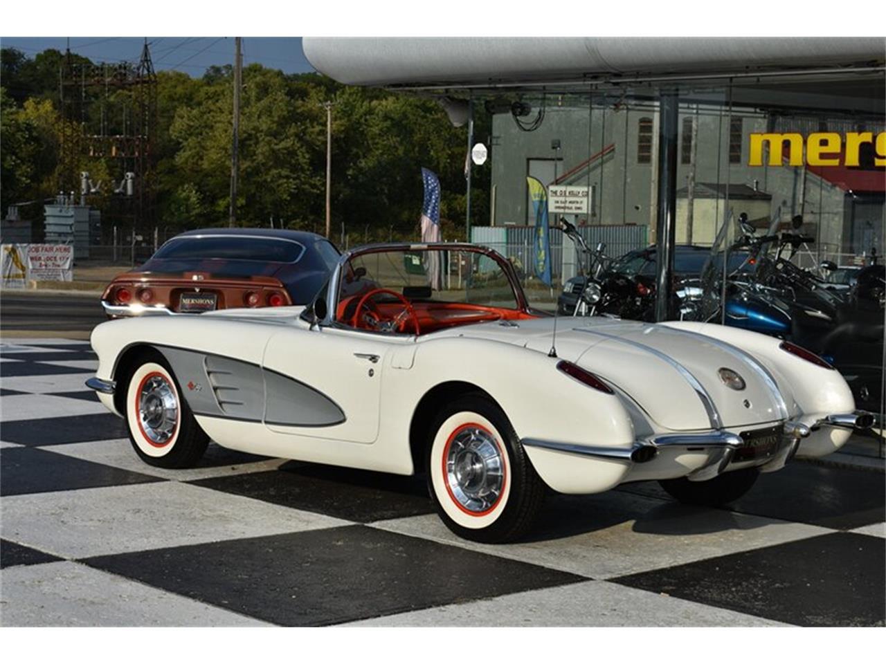 Large Picture of Classic 1958 Corvette located in Springfield Ohio - $79,900.00 - R23O