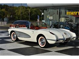Picture of 1958 Corvette located in Ohio Offered by Mershon's - R23O