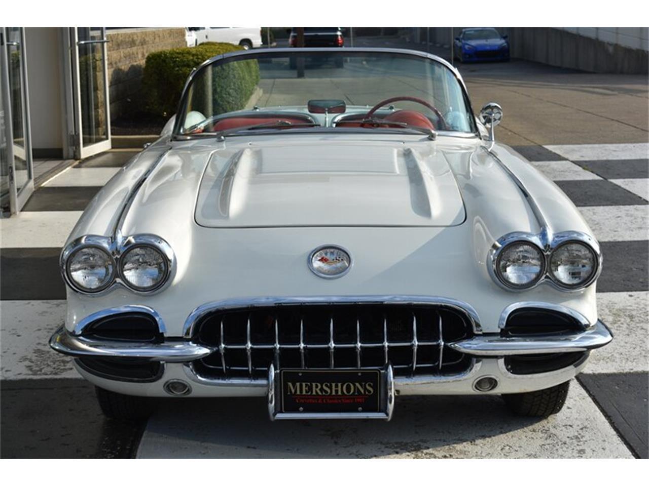 Large Picture of Classic 1958 Corvette located in Ohio - $79,900.00 - R23O
