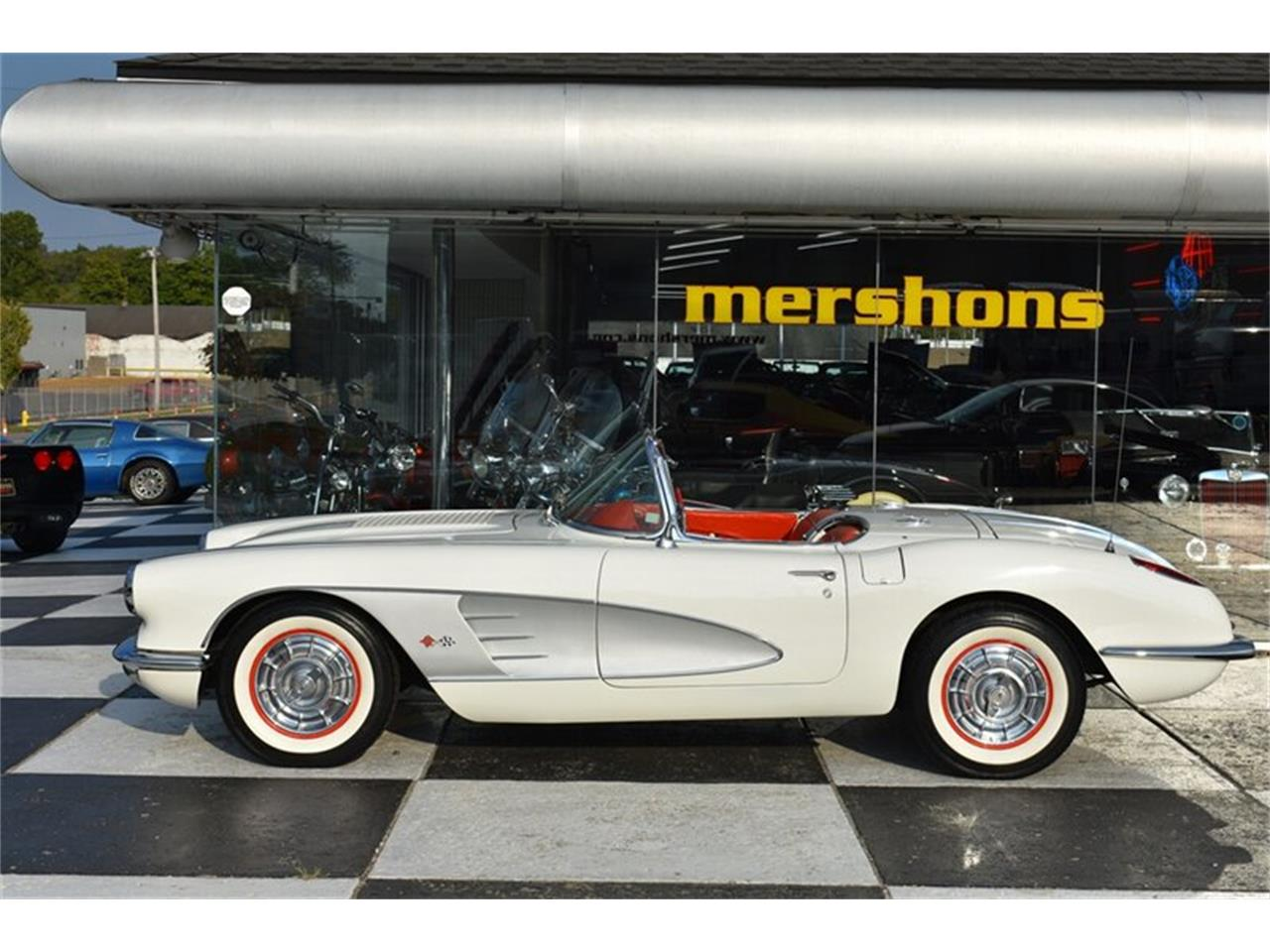 Large Picture of 1958 Corvette - $79,900.00 Offered by Mershon's - R23O