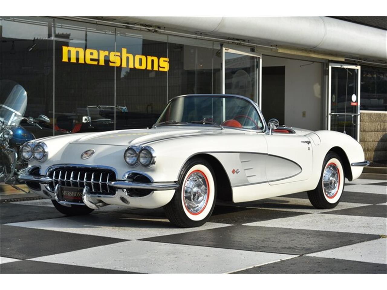 Large Picture of 1958 Chevrolet Corvette located in Ohio - R23O