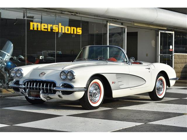 Picture of '58 Corvette - R23O