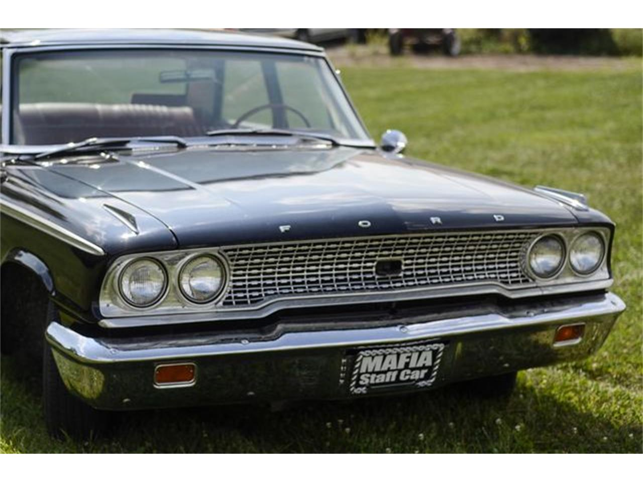 Large Picture of '63 Galaxie - R23T