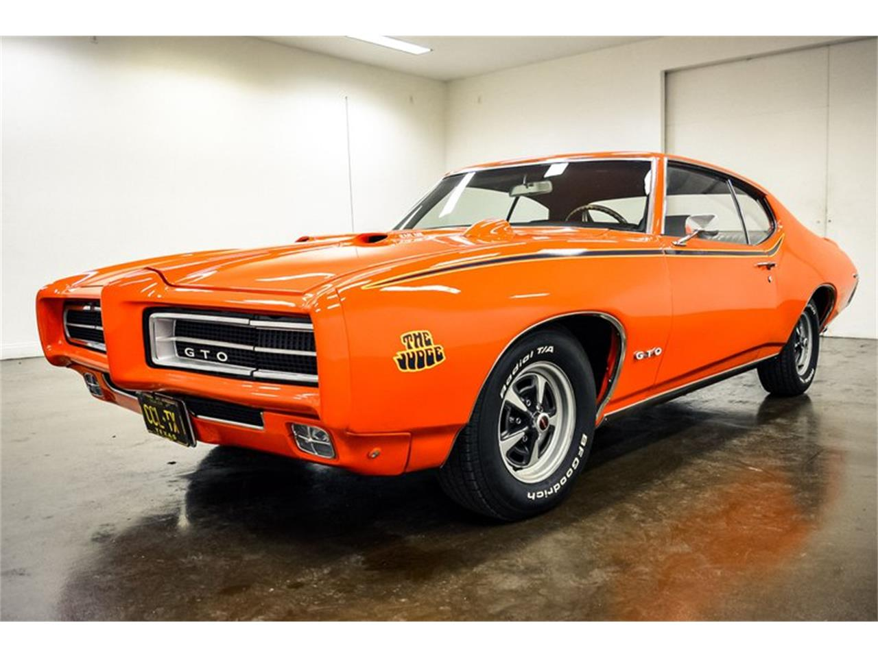Large Picture of '69 GTO - R23V