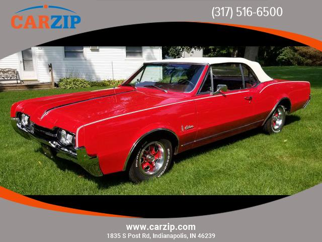 Picture of '67 Cutlass - R23Z