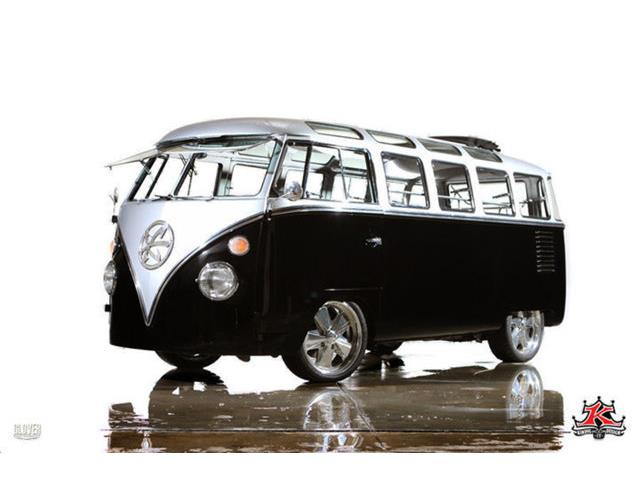 Picture of '62 Microbus - R24A