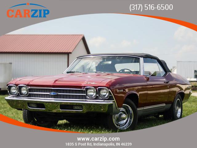 Picture of '69 Chevelle - R24B