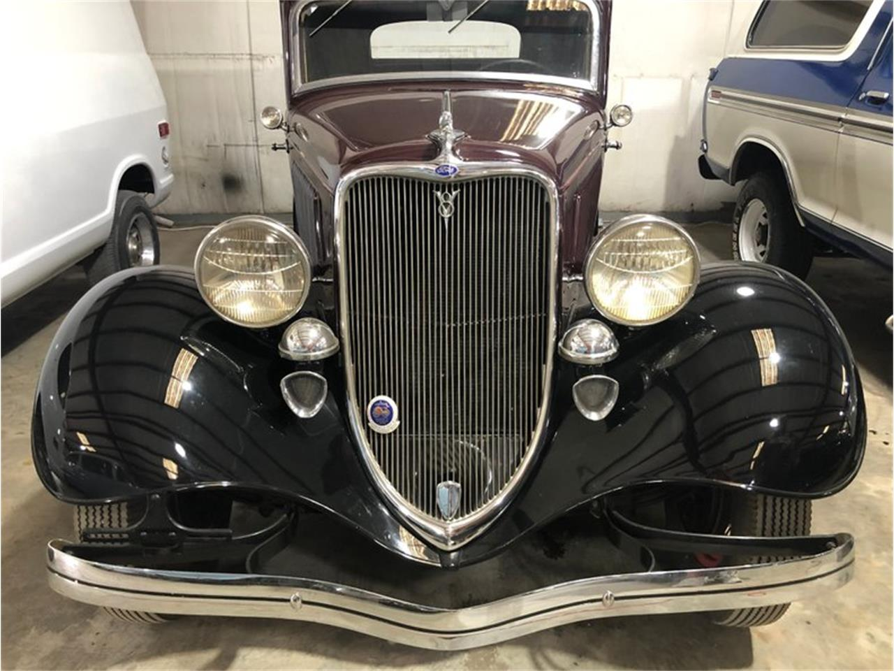 Large Picture of '33 Custom - R24D
