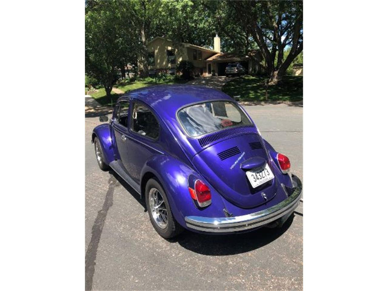Large Picture of '70 Beetle - R0EV