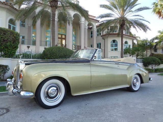 Picture of '63 Silver Cloud III - R24N