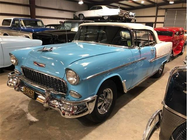 Picture of '55 Bel Air - R24T