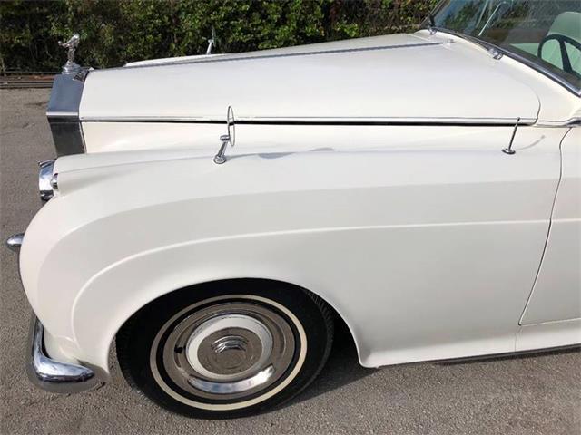 Picture of '62 Silver Cloud - R24U