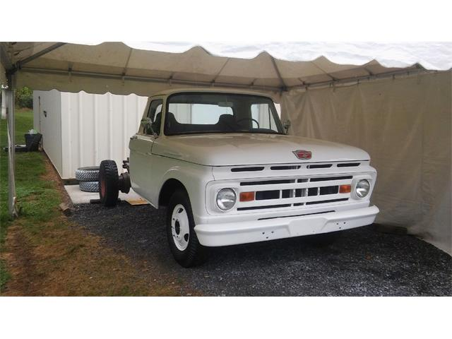 Picture of Classic 1961 F350 - R251