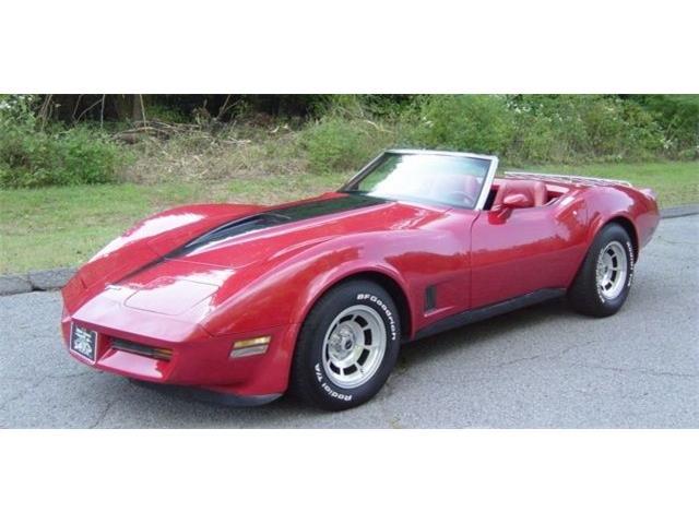 Picture of '81 Corvette - R25U