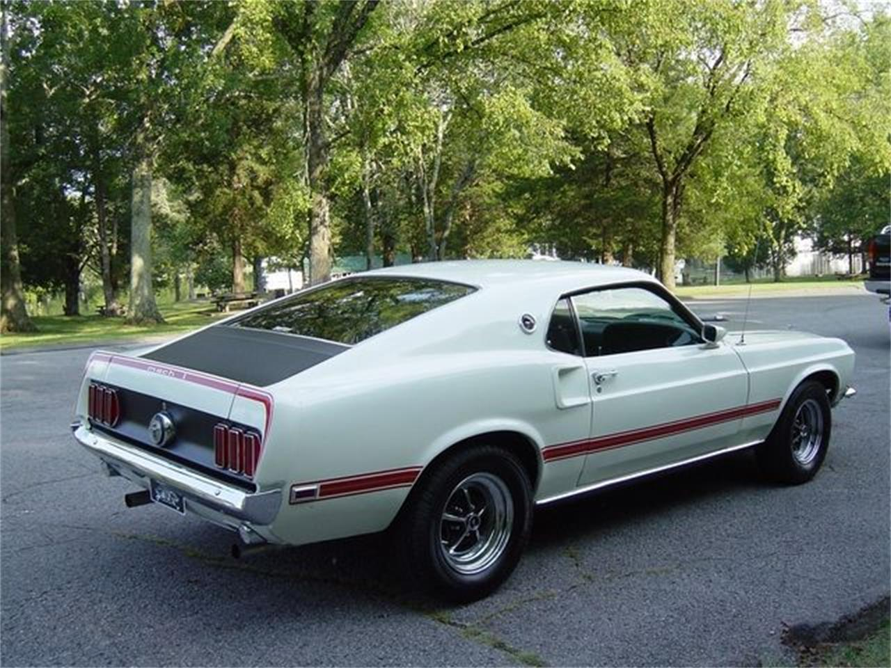 Large Picture of '69 Mustang Mach 1 - R25W