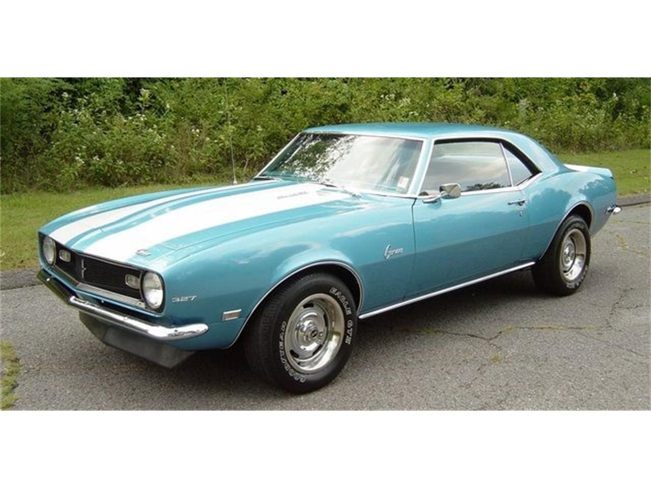 Large Picture of Classic '68 Camaro located in Hendersonville Tennessee - R25X