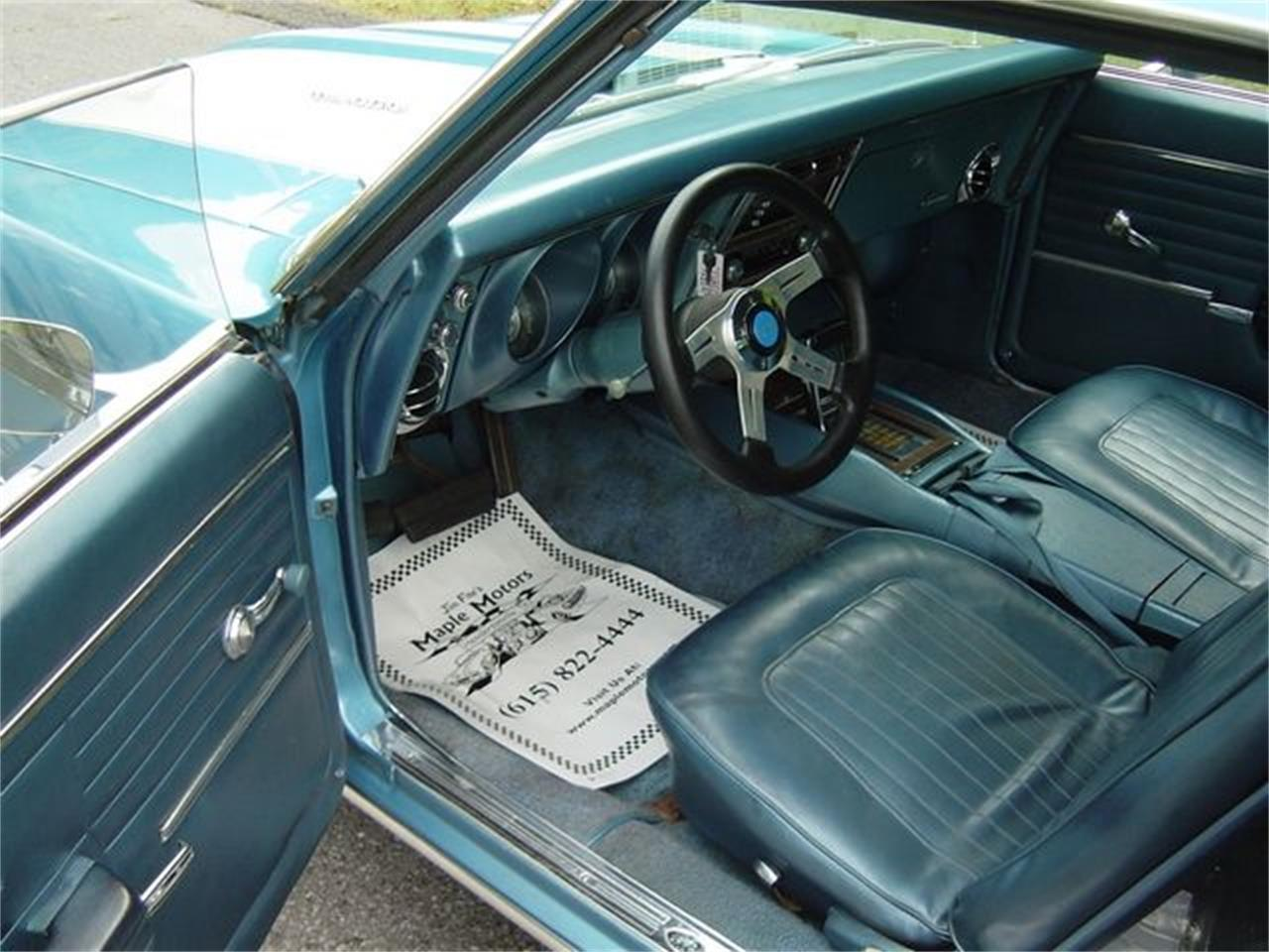 Large Picture of '68 Chevrolet Camaro located in Tennessee Offered by Maple Motors - R25X