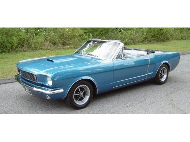 Picture of '66 Mustang - R260