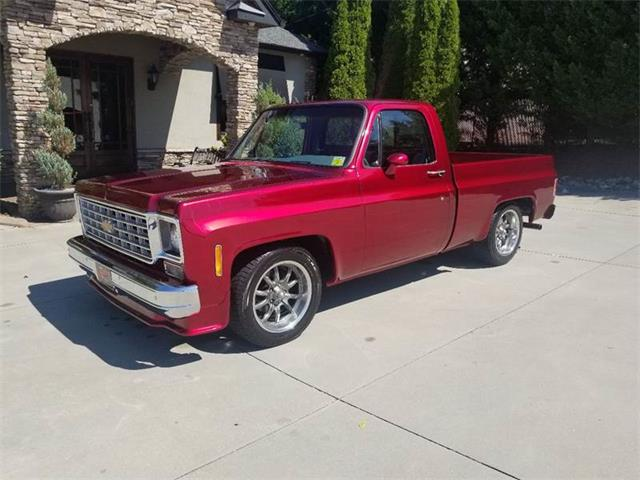 Picture of '78 Silverado located in Taylorsville North Carolina - $13,995.00 Offered by  - R268