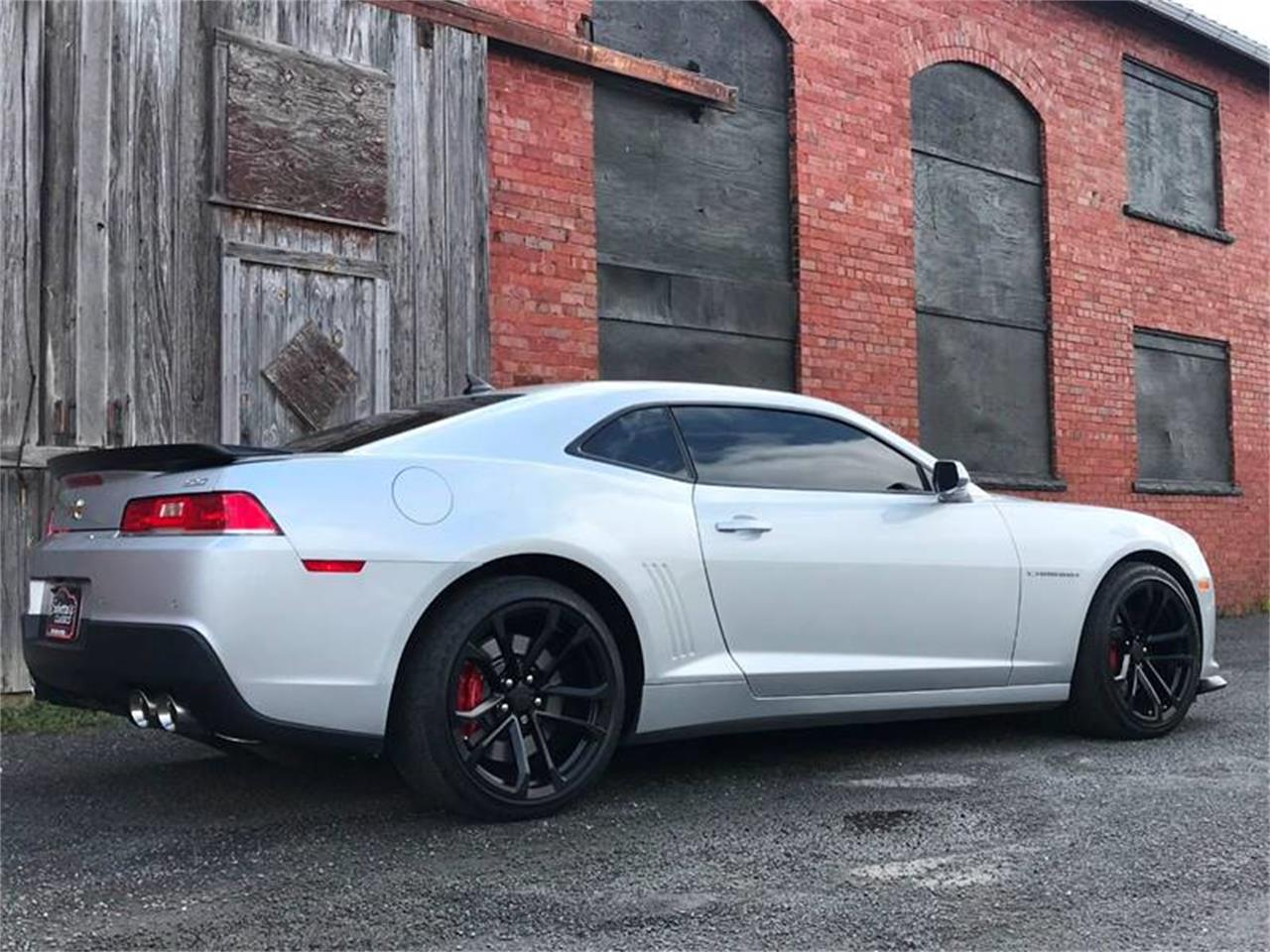 Large Picture of '15 Camaro - R26A