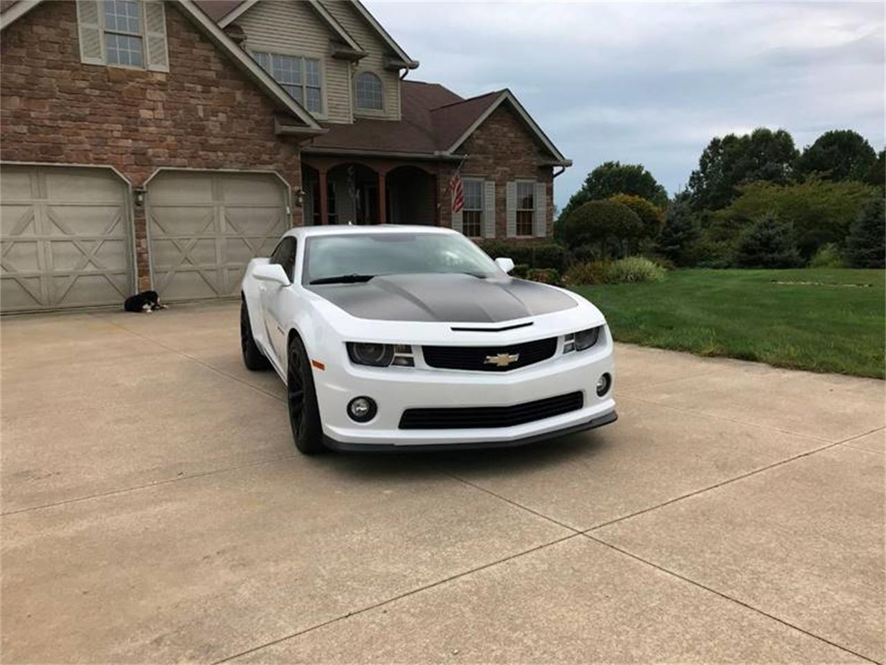 Large Picture of '13 Camaro - R26D