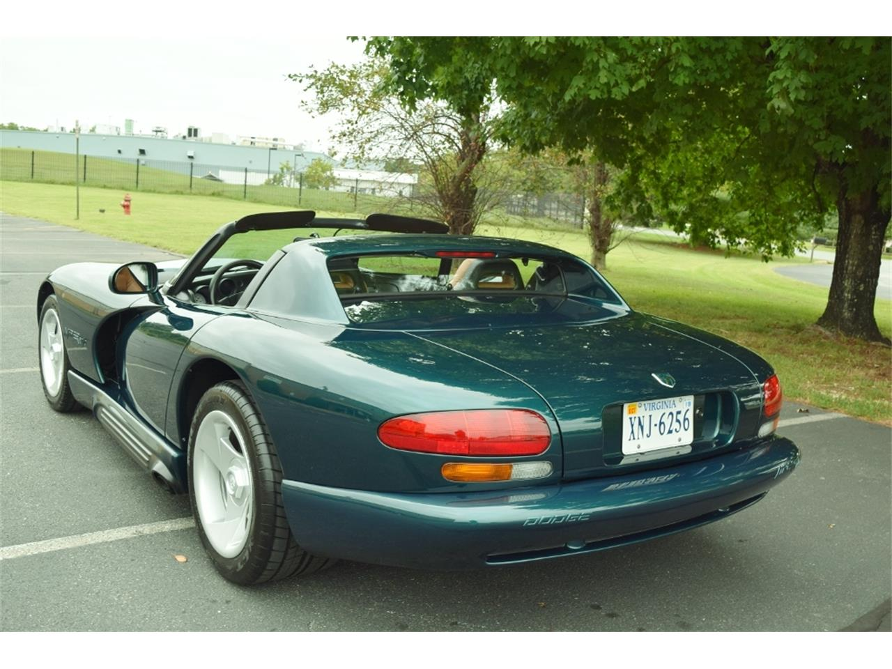 Large Picture of '95 Viper - R26H