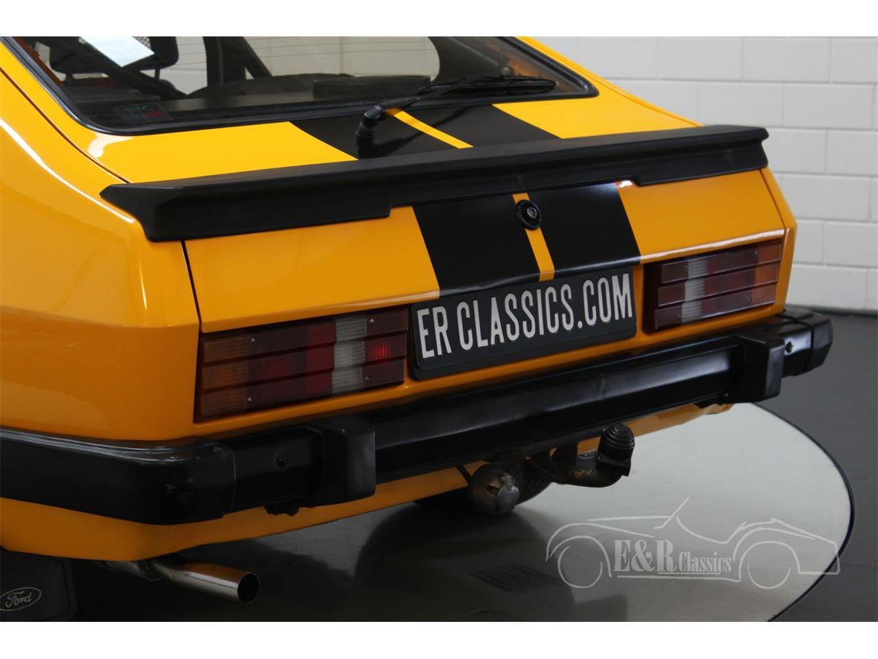 Large Picture of '83 Capri - R26P