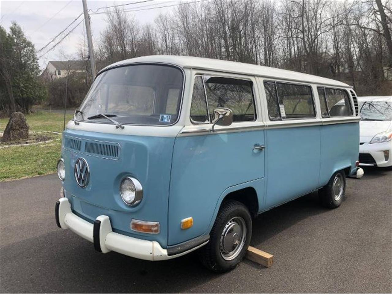 Large Picture of Classic 1971 Volkswagen Bus - $30,995.00 - R0F3