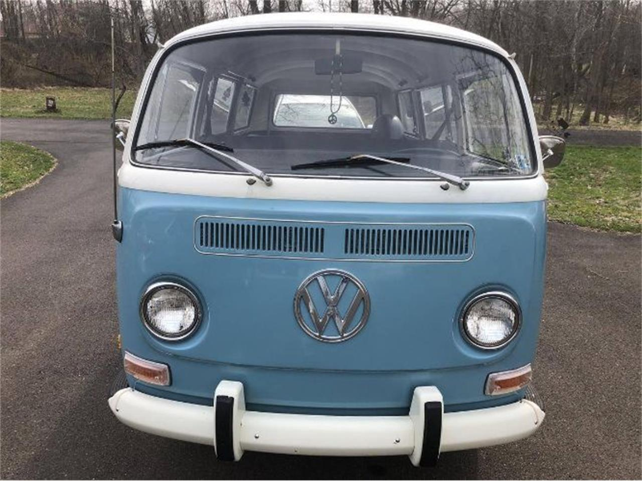 Large Picture of Classic 1971 Volkswagen Bus located in Cadillac Michigan - $30,995.00 - R0F3