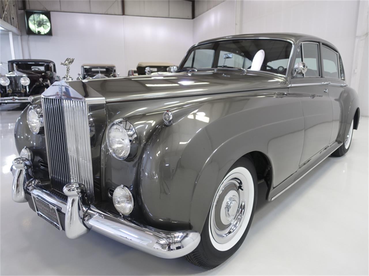 Large Picture of '61 Silver Cloud II - R26U
