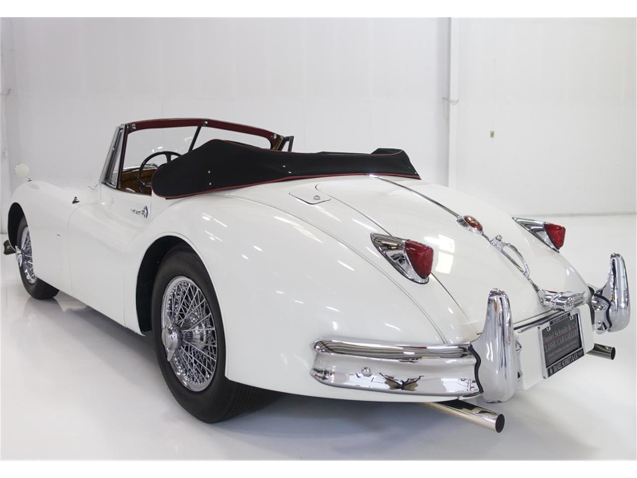 Large Picture of '57 XK140 - R270