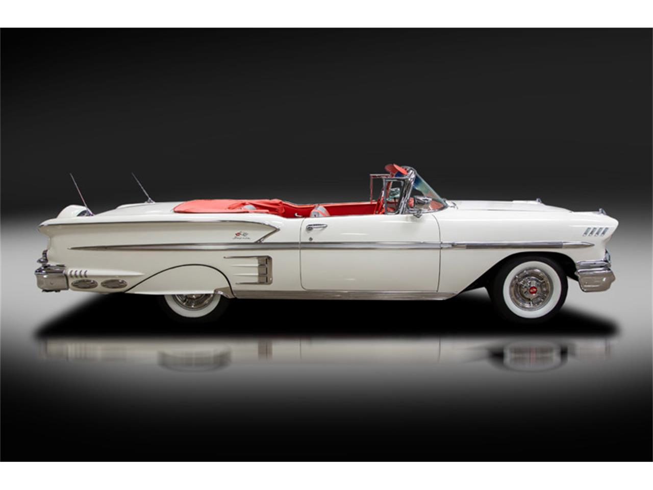 Large Picture of 1958 Impala Auction Vehicle Offered by MS Classic Cars - R275