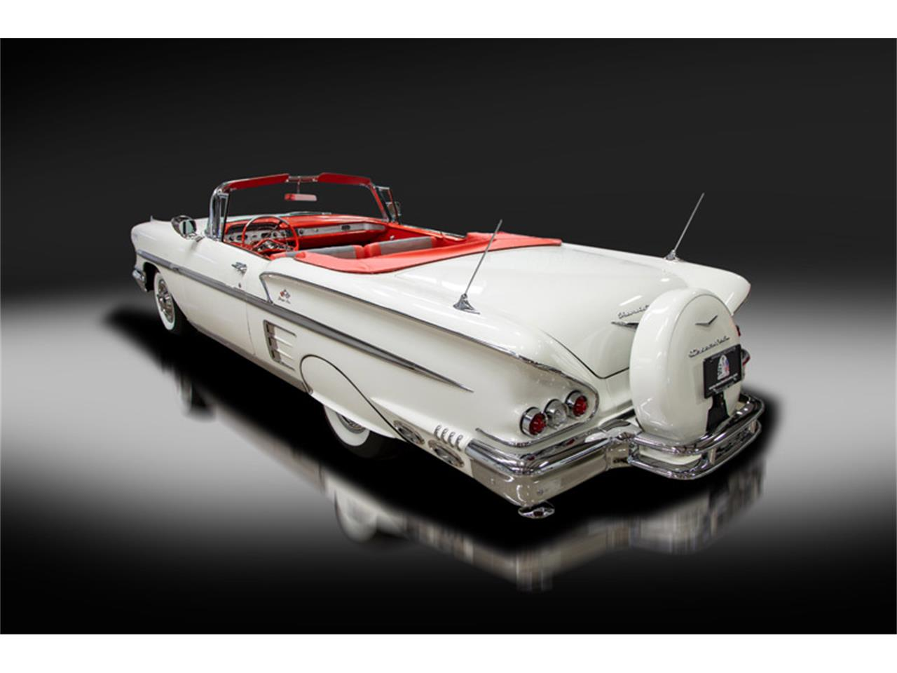 Large Picture of Classic 1958 Chevrolet Impala located in Massachusetts Auction Vehicle Offered by MS Classic Cars - R275