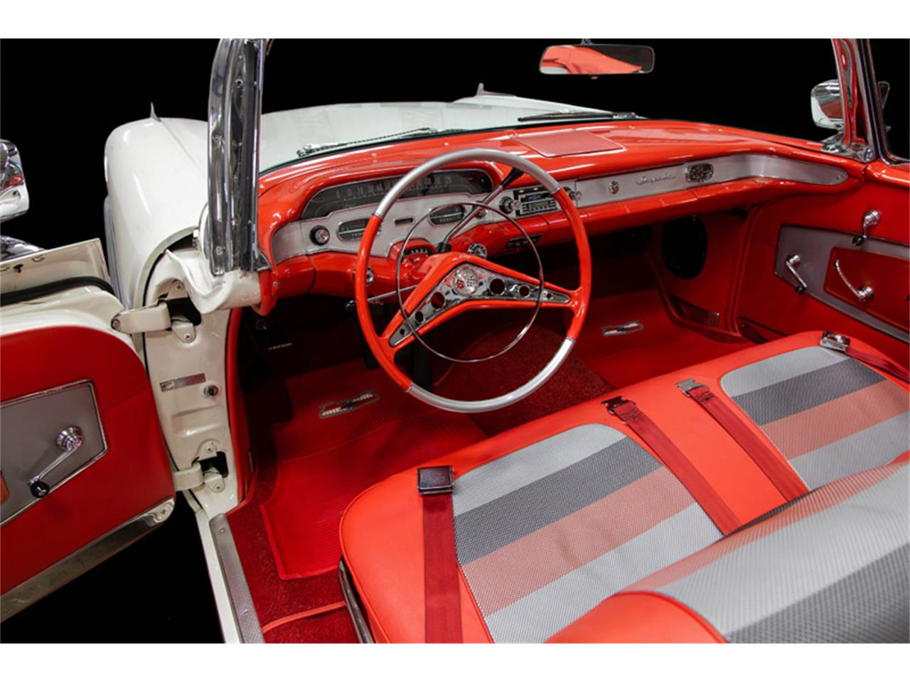 Large Picture of Classic 1958 Chevrolet Impala Auction Vehicle Offered by MS Classic Cars - R275