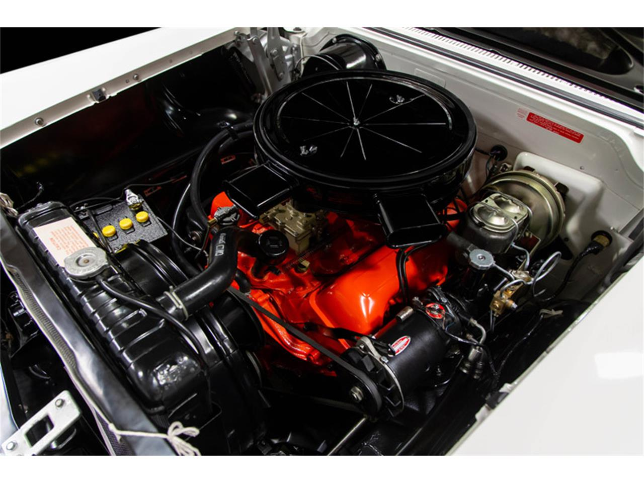 Large Picture of Classic '58 Impala located in Massachusetts Auction Vehicle - R275
