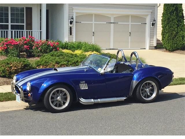 Picture of 1965 Shelby Cobra Replica located in Fredericksburg Virginia - $48,900.00 Offered by a Private Seller - R28V