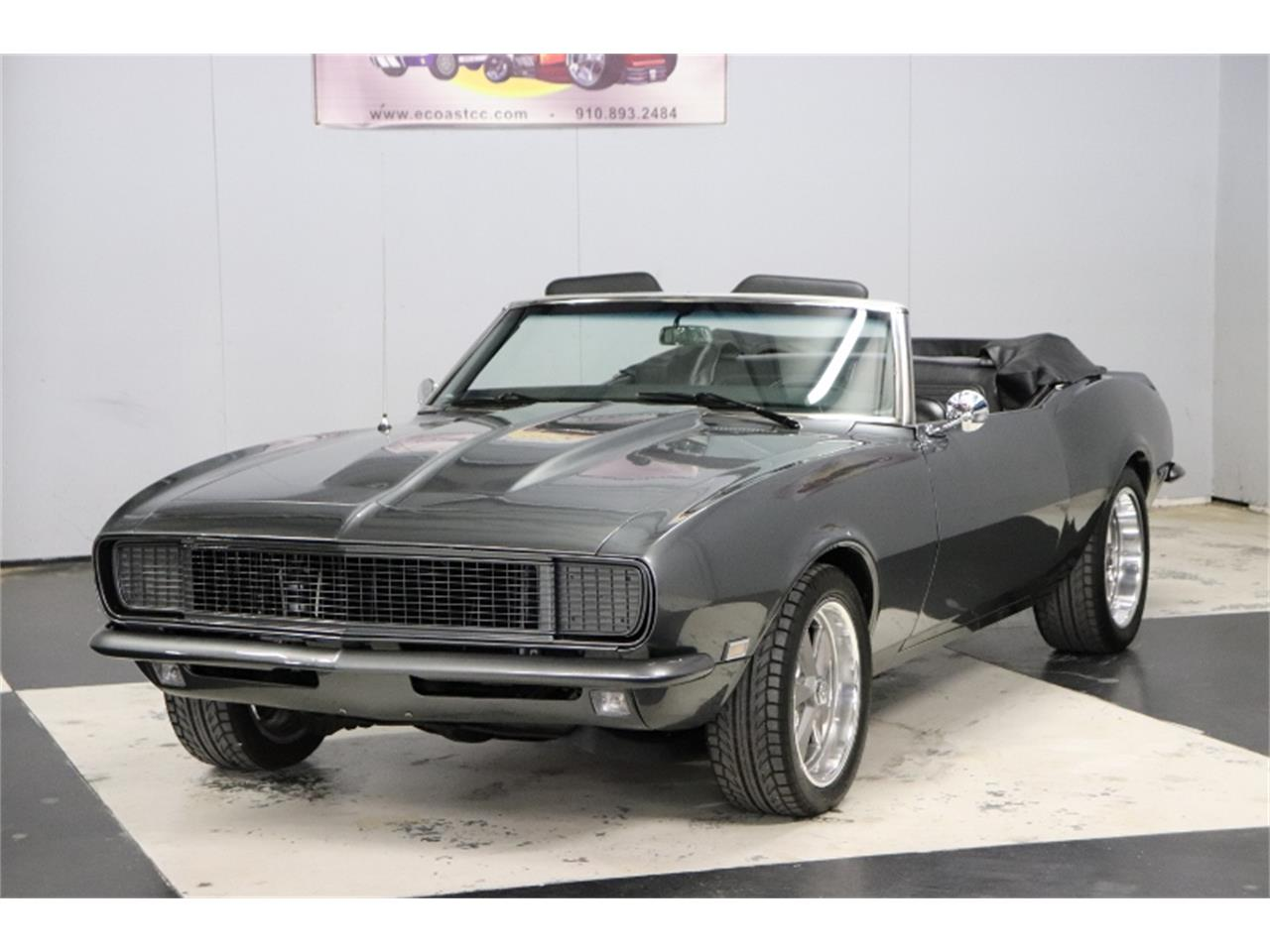 Large Picture of '68 Camaro RS - R291