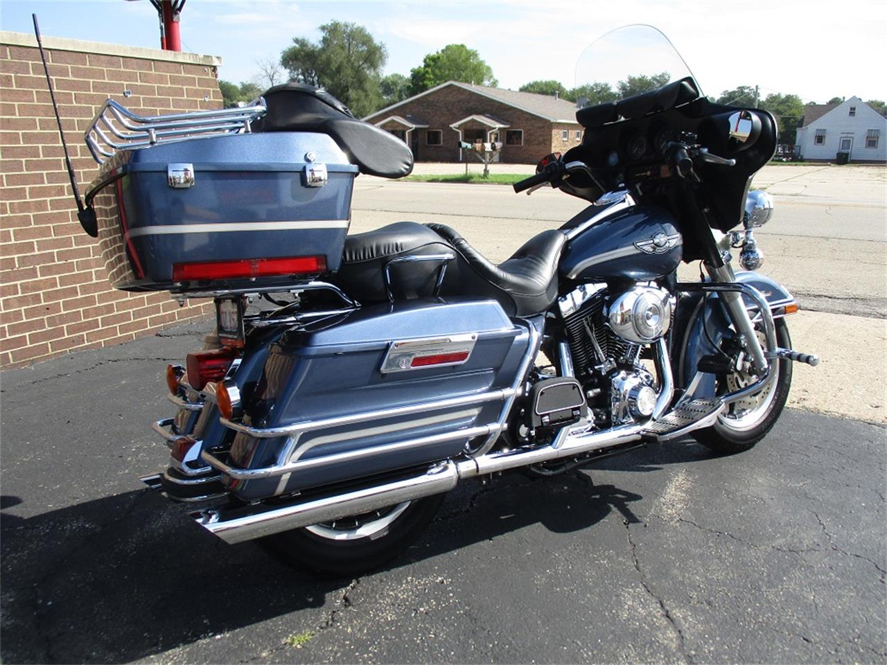 Large Picture of '03 Electra Glide - R295
