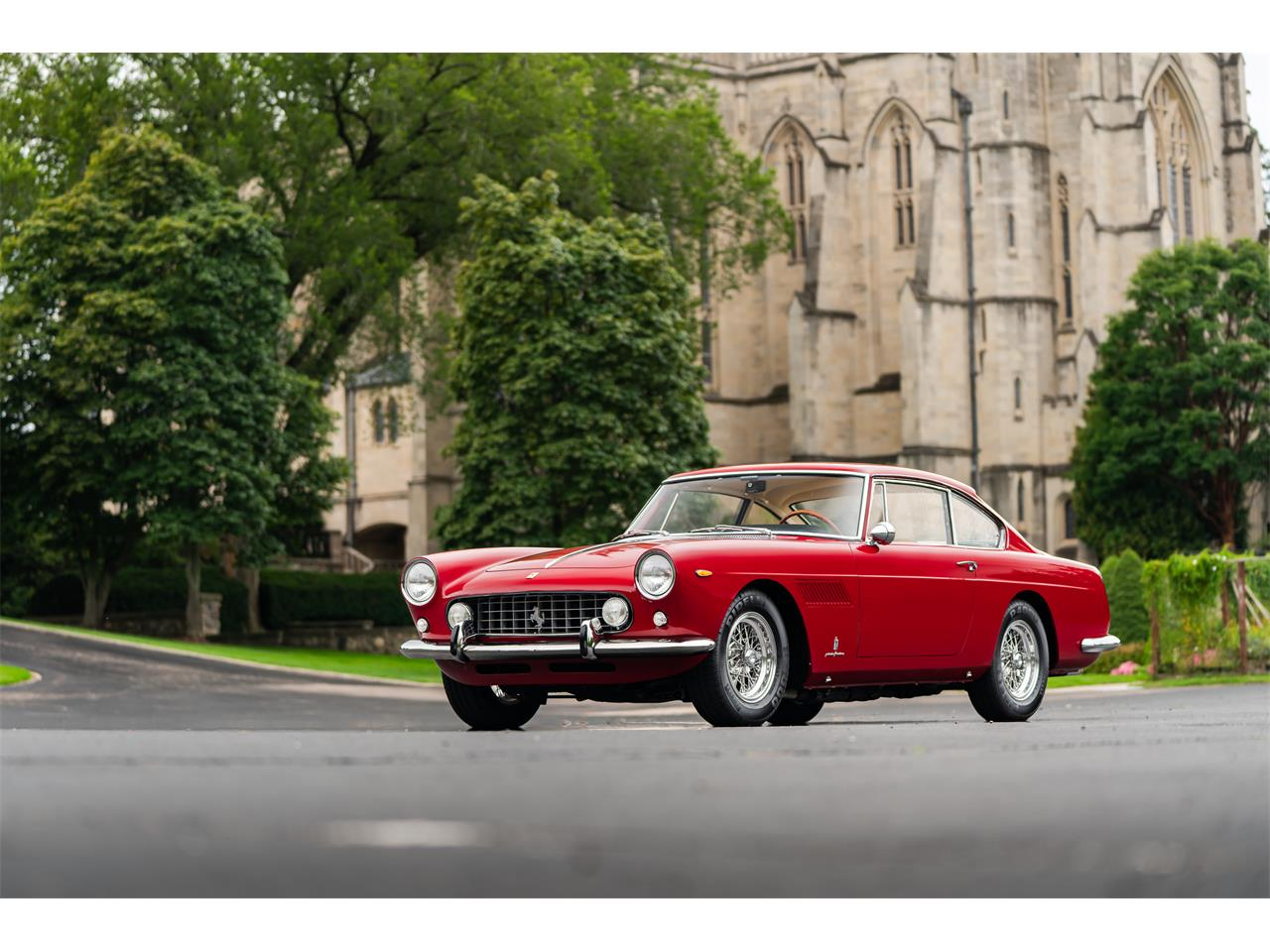 Large Picture of Classic '62 Ferrari 250 located in Pontiac Michigan Offered by LBI Limited - R299