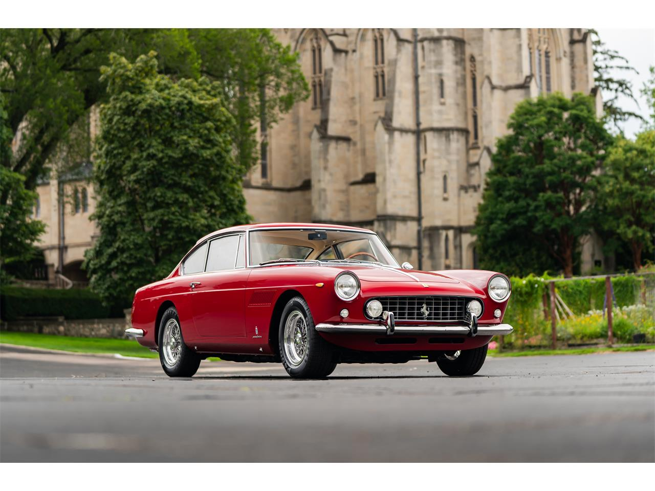 Large Picture of Classic '62 250 Offered by LBI Limited - R299