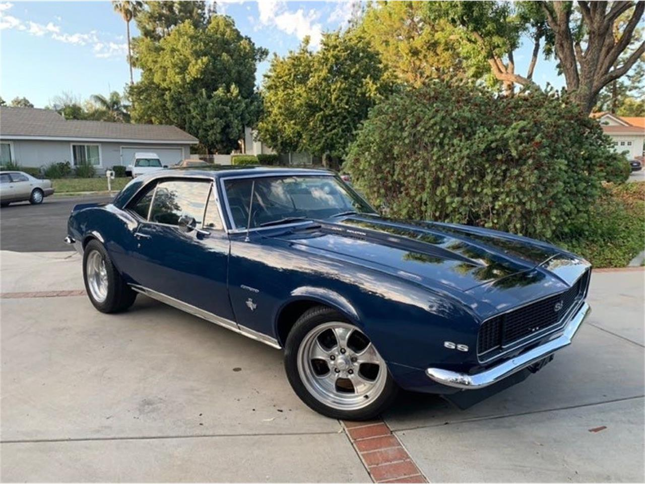 Large Picture of '67 Camaro RS/SS - R29A