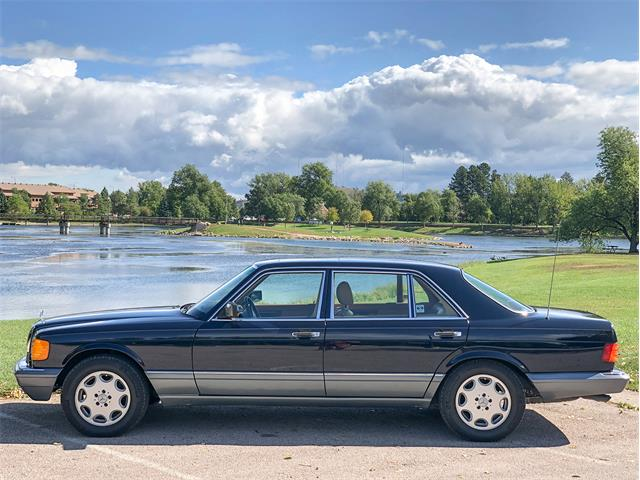 Picture of 1986 Mercedes-Benz 420SEL Offered by a Private Seller - R29B