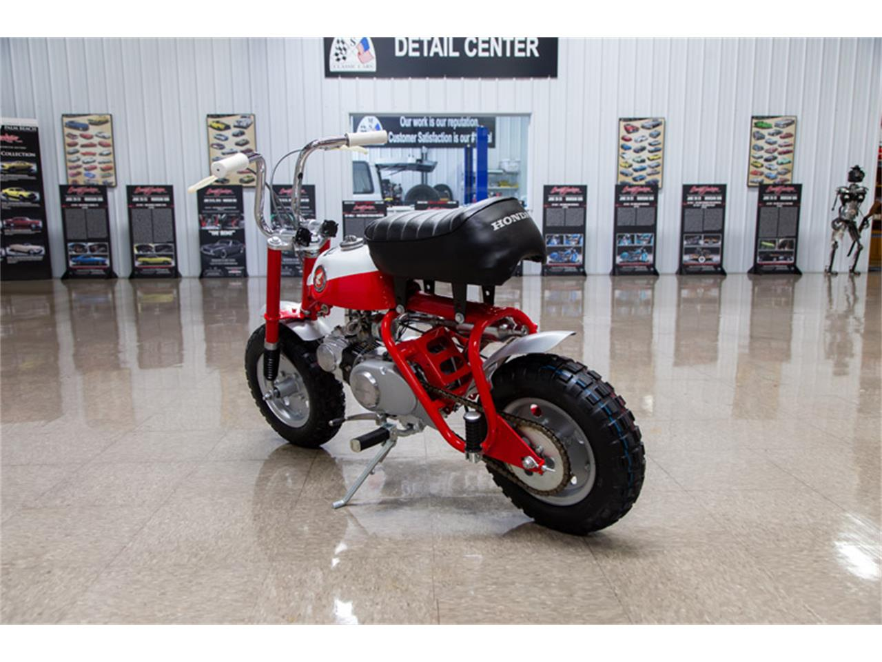 Large Picture of '68 Minibike - R29D