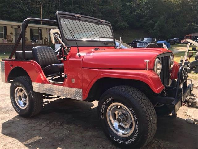 Picture of '67 CJ5 - R29F
